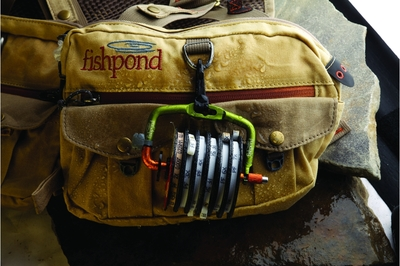 Fishpond Headgate Tippet Holder at Upcountry Sportfishing