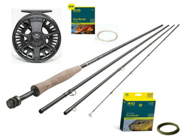 Nymphing Outfit - 10ft 4wt, Redington, Lamson, Rio