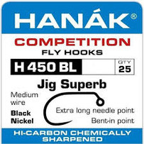 Hanak Competition H 450 BL Jig Superb Hook