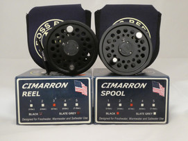 Ross Cimarron 3, 5-7 wt, USED, Excellent Condition, W/Extra Spool