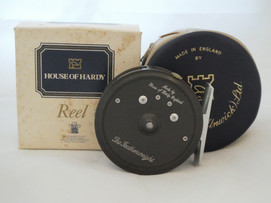 Hardy Featherweight (1 Screw), 3-5wt, USED, Good Condition