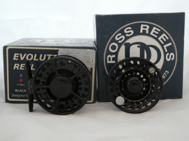 Ross Evolution 0 w/Spare Spool, 1-3wt, USED, Great Condition