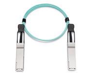 Brocade Compatible 40G-QSFP-QSFP-AOC-0201 QSFP 2m Active Optical Cable