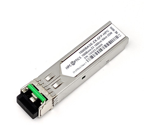 HP Compatible J4860B 1000BASE-ZX SFP Transceiver