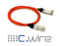 Finisar C.wire FCBND10CD1CX0 CXP 100m Active Optical Cable AOC