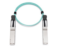 Allied Compatible AT-QSFP-AOC1M QSFP+ to QSFP+ Active Optical Cable