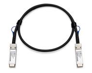 Edgecore Compatible ET7402-100DAC-50CM 0.5m QSFP28 to QSFP28 Twinax Cable