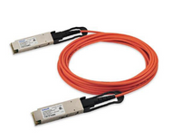 FCBN410QD3C03 3m 40G QSFP Active Optical Cable AOC