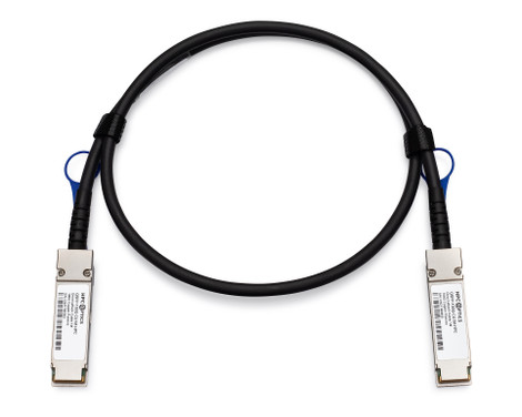 Juniper Compatible JNP-100G-DAC-1M QSFP28 to QSFP28 1m Twinax Cable