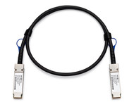 Dell EMC Compatible DAC-QSFP-100G-50CM QSFP28 to QSFP28 0.5m Twinax Cable