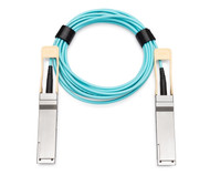 Dell EMC Compatible AOC-QSFP-100G-15M QSFP28 to QSFP28 Active Optical Cable