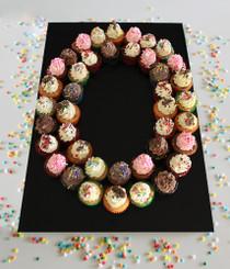 Mini cupcake Numbers