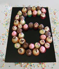 Mini Cupcake Number 6