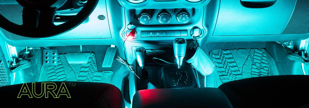 AURA LED Accent Lighting