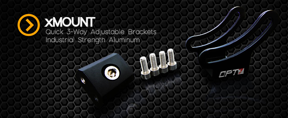 whats included with xmount pod lights