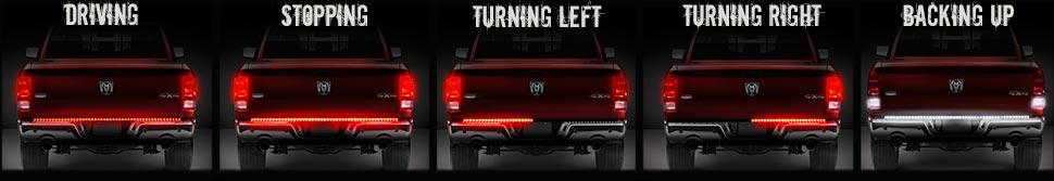 led tailgate lightbar