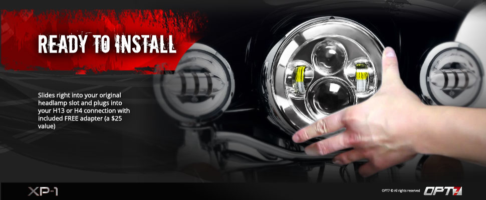 xp1-motorcycle-chrome headlamp
