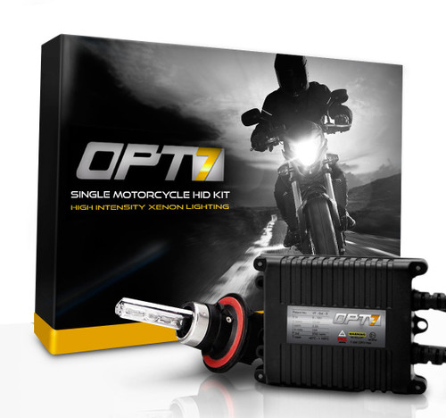 Bolt AC Motorcycle Series: 35w Slim HID Kit