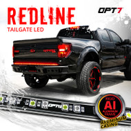 Redline Triple Led Tailgate Brake Light Bar With Reverse