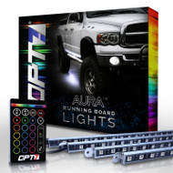 AURA LED Running Board Lights