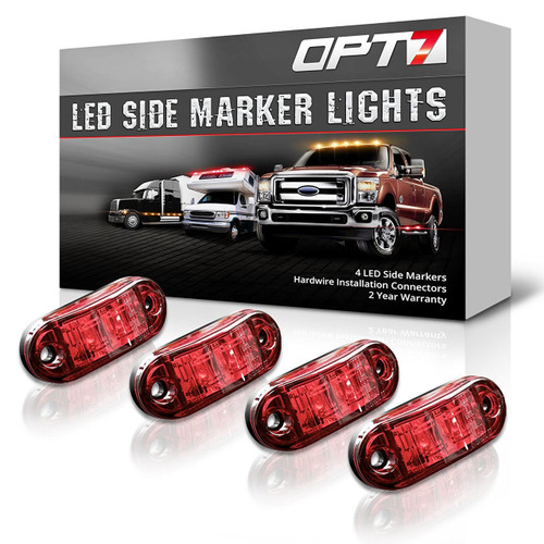 LED Side Marker Lights