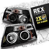 2004 2005 2006 2007 2008 ford f150 headlight rex lighting