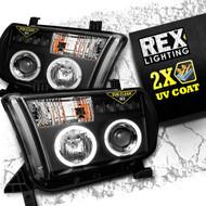 2007 2008 2009 2010 2011 2012 2013 toyota tundra toyota sequoia headlight rex lighting
