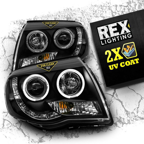 2005 2006 2007 2008 2009 2010 2011 toyota tacoma black headlights rex lighting