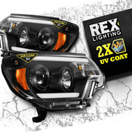 2012 2013 2014 2015 toyota tacoma headlight rex lighting