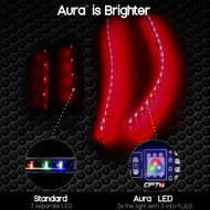 brighter led strips wheels