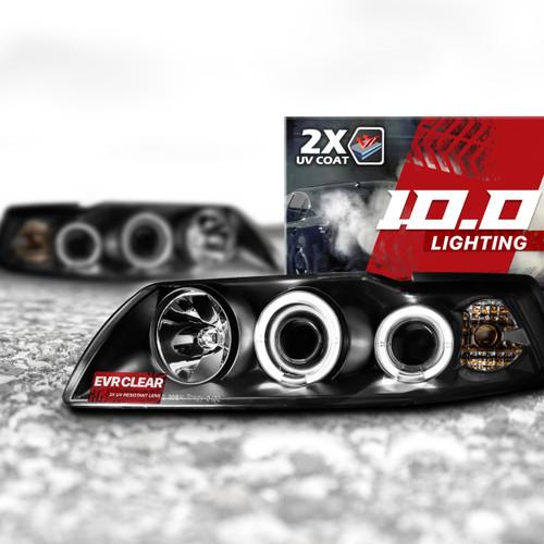 headlight replacement custom kit