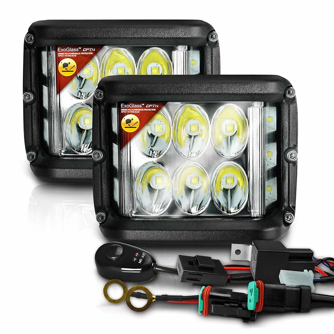 Off Road Auxiliary Lights Harness - Bookmark About Wiring Diagram X Ray Vision Wiring Harness on
