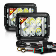 opt7 sidewinder led cube pair