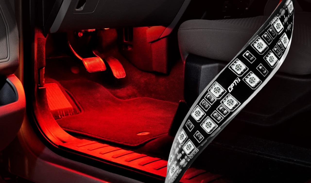 Autmotive Interior Accent Lighting