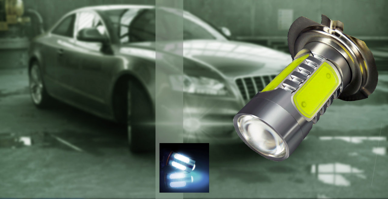 LED Fog Light Kits