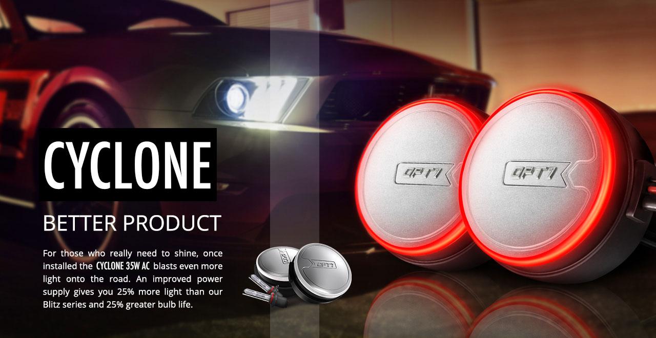 HID Headlight Conversion Kits - OPT7