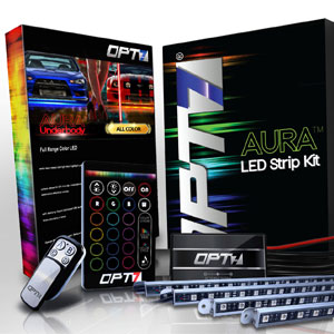 car underbody lights
