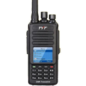 TYT MD-390 Waterproof DMR Digital Two Way Radio With GPS (UHF or VHF) with Programming cable