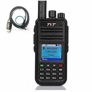 TYT MD-UV380 Non-GPS Dual Band 144&430MHz DMR Digital/Analog Radio