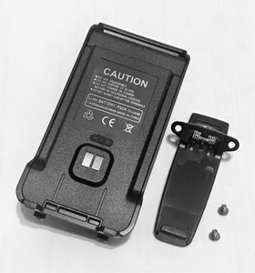TYT 3200mAh High Capacity Battery with Belt Clip and Screws For TYT TH-UV88