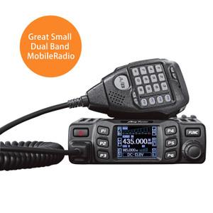 New Anytone AT-778UV Version 2 Dual-Band VHF/UHF 25W Mobile Radio