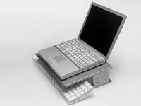Notebook PC Base Stand
