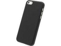 Air Jacket Rubber Black for iPhone 5c