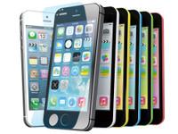 Shock-absorbing Anti-Glare Film for iPhone SE 5s/5c/5