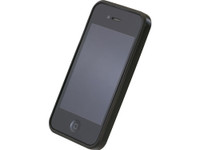 Flat Bumper Black for iPhone 4/4s