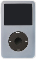 Silicone Jacket Natural for iPod Classic