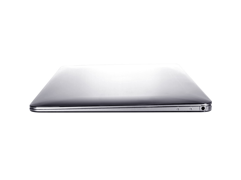 """Air Jacket Clear for MacBook 12"""" right side"""