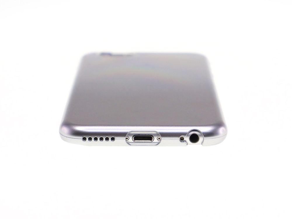Jacket Set for iPhone 6s Plus/6 Plus Gradation Silver top