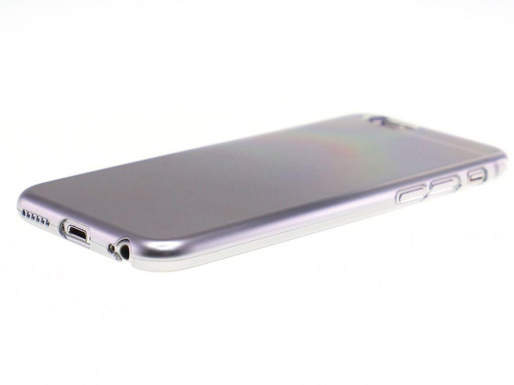 Jacket Set for iPhone 6s Plus/6 Plus Gradation Silver sile