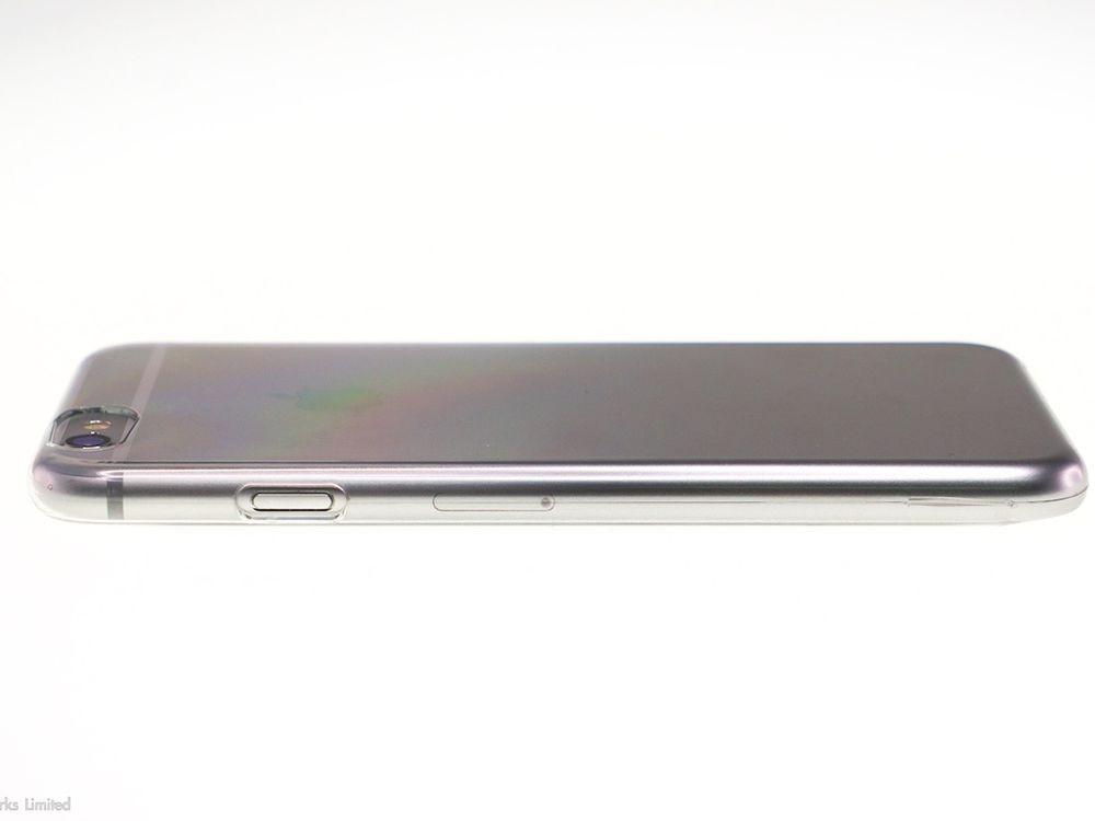 Jacket Set for iPhone 6s Plus/6 Plus Gradation Silver side
